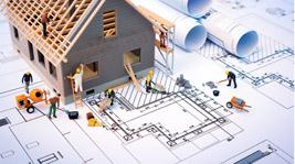 aménagements et  construction de maison